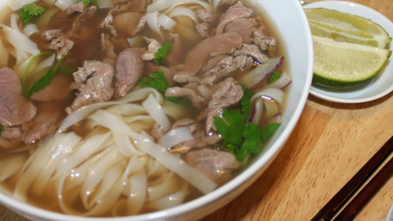 Vietnamese Pho - Made with Pronghorn