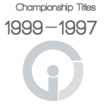 Julie Golob Championship Titles from 1999 - 1997