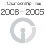 Julie Golob Championship Titles from 2006 - 2005