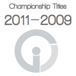 Julie Golob Championship Titles from 2011-2009