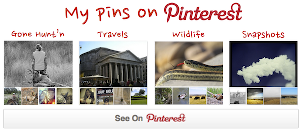 Check out Julie's Pins on Pinterest