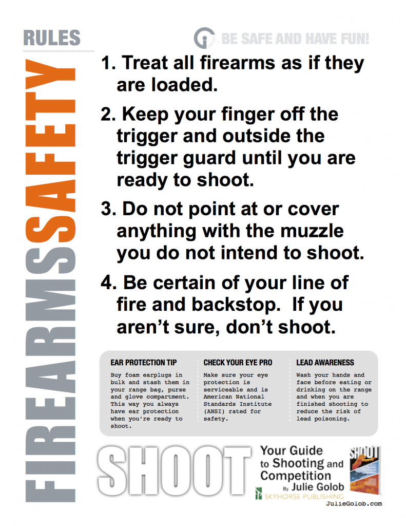 Have a Conversation with Kids about Firearm Safety