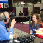 2012 SHOT Show - Interview with Tom Gresham & Gun Talk Radio, Photo Courtesy of Sarah Franke