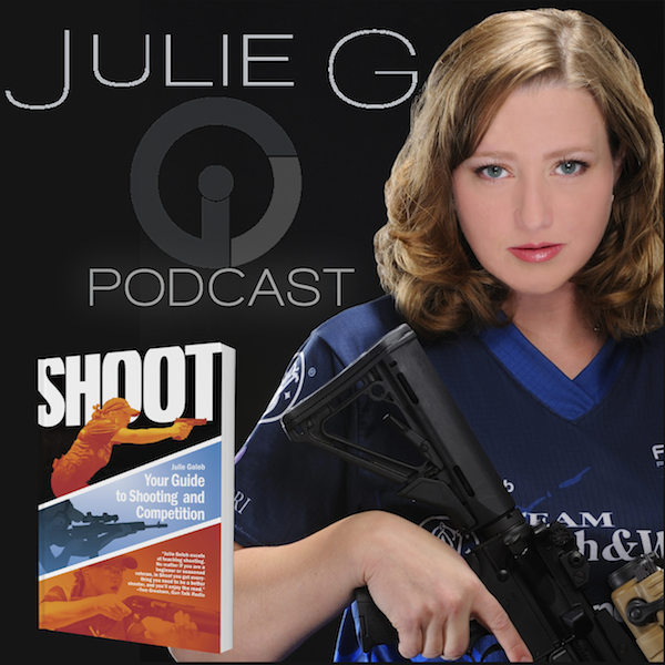 JulieG Podcast
