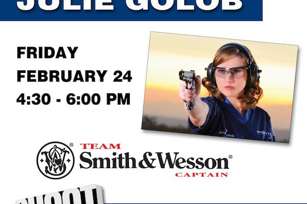 SHOOT Book Signing – Smith & Wesson Shooting Sports Center