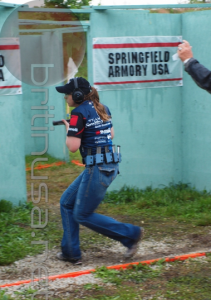 2012 USPSA Single Stack National Ladies National Champion - Photo Courtesy of Paul Hyland