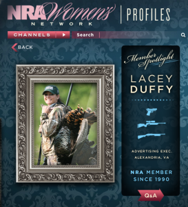 NRAWomen.TV - Lacey Duffy
