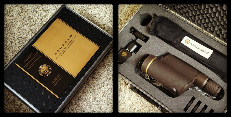 Leupold Golden Ring Spotting Scope