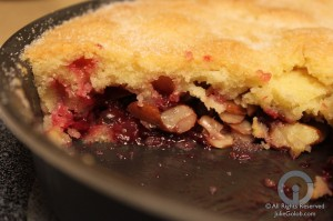 Nantucket Cranberry Pie - Recipe from The Pioneer Woman