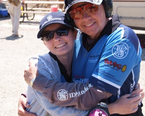 Press Release – Interview with Revolver Champ Annette Aysen by NEW Team S&W Junior Captain Molly Smith
