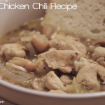 JulieGolob.com Easy Chicken Chili