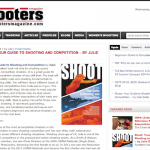 As Seen On - Shooters Magazine