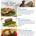 As Seen On - Outdoor Channel Field to Fork