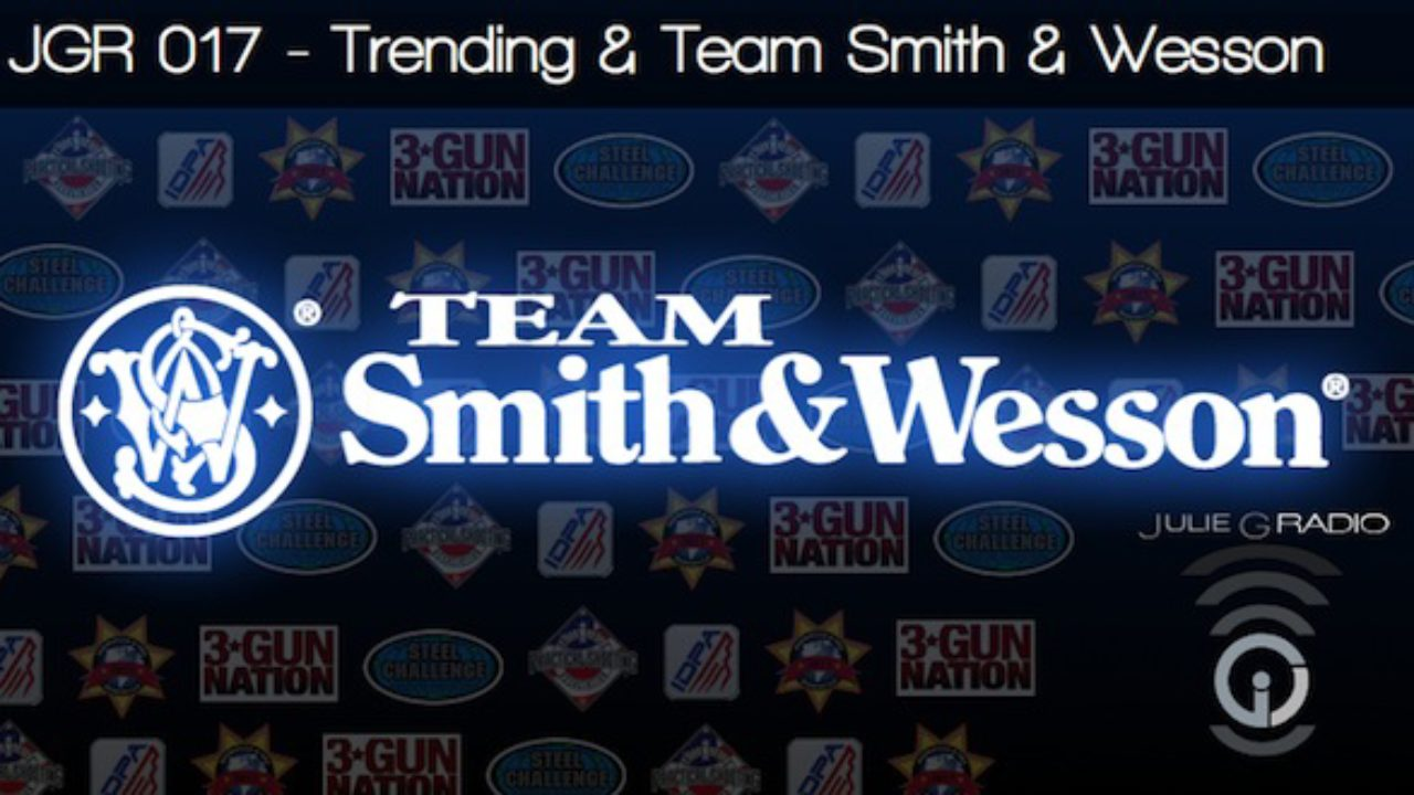 JGR 017 - Trending and Team S&W
