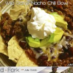 Field to Fork Venison Nacho Chili Bowl