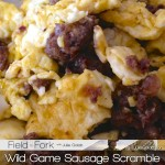 Julie Golob Wild Game Sausage Scramble