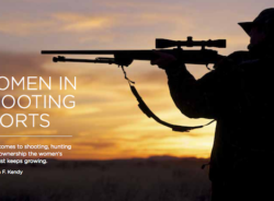 Women in Shooting Sports Article in SGB Weekly