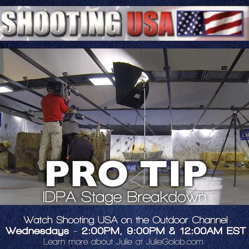 IDPA Indoor Nationals with Pro Tip on Shooting USA
