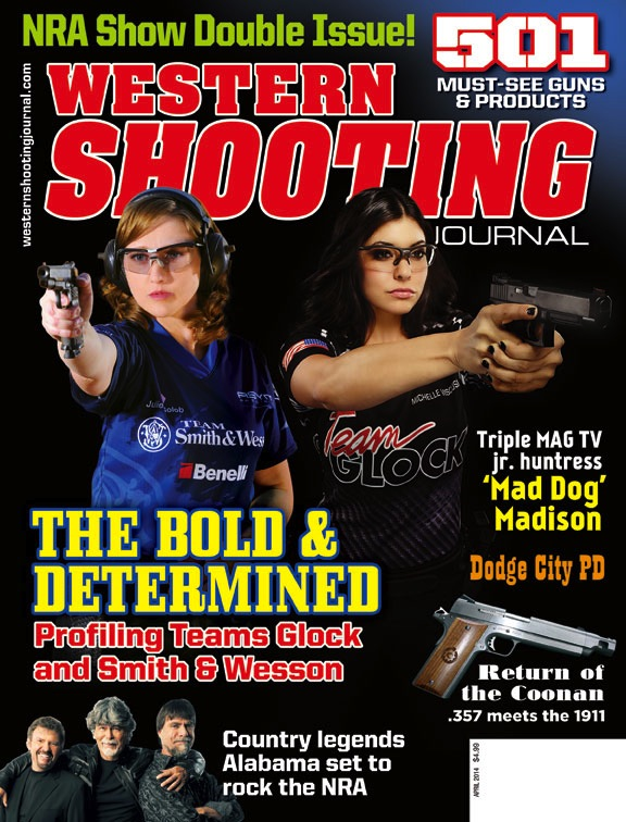 April 2014 Western Shooting Sports Journal