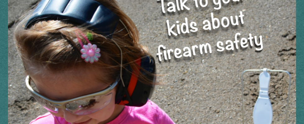 Take a MOMent Mother's Day Responsible Gun Owner Reach Out