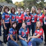 Talk about some gun girl power, check out the ladies shooting for Team USA at the 2011 IPSC World Shoot.