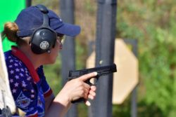 Pro Shooter Julie Golob Brings Home Two Bronze Medals in World Shooting Competition