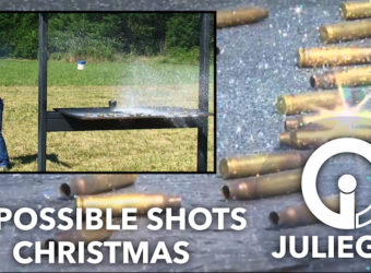 Christmas Crafting Impossible Shots Style from the Outdoor Channel [Video]