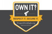#GivingTuesday: Support Safe Gun Storage with #ProjectChildSafe