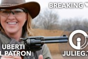 Breaking Hearts with the El Patron 6-Shooter | JulieG.TV [VIDEO]