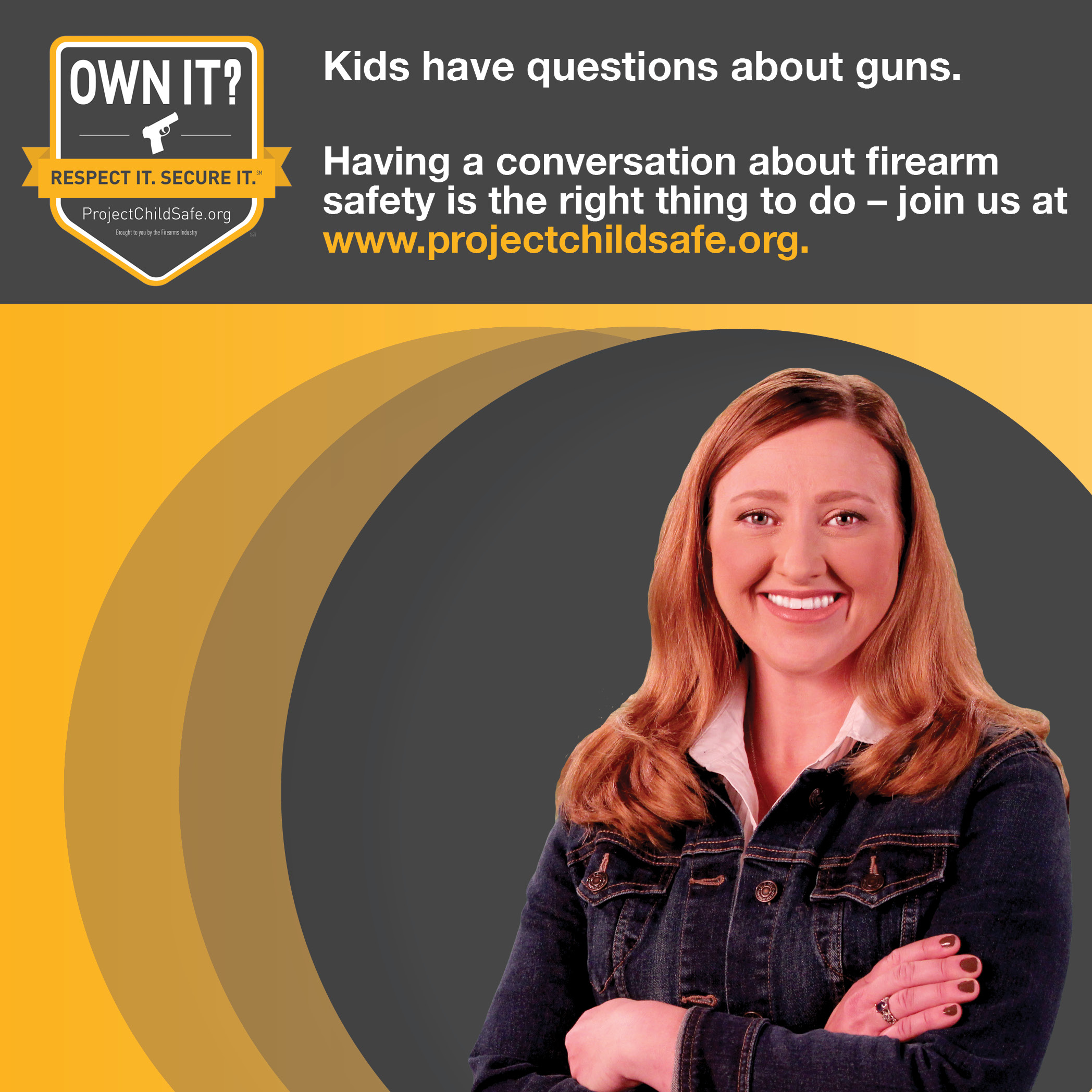 Share REAL #GunSafety and WIN with Project Childsafe
