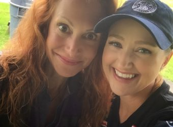 Julie Golob & Daria Bruno Shotgun Shooting