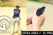 Breaking Down the El Prez at 25 Yards #uspsaarea7 | JulieG.TV [VIDEO]