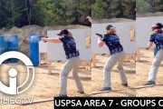 Breaking Down Stage 8, Groups of 3 #uspsaarea7 | JulieG.TV [VIDEO]