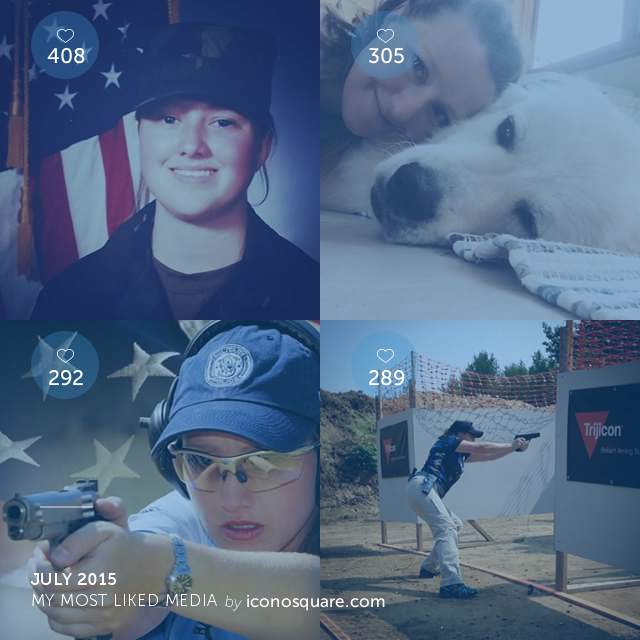 My Instagram's Top Photos this Month