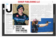 Success, Safety & Sport Shooting An Interview with Julie Golob – GunUp The Magazine