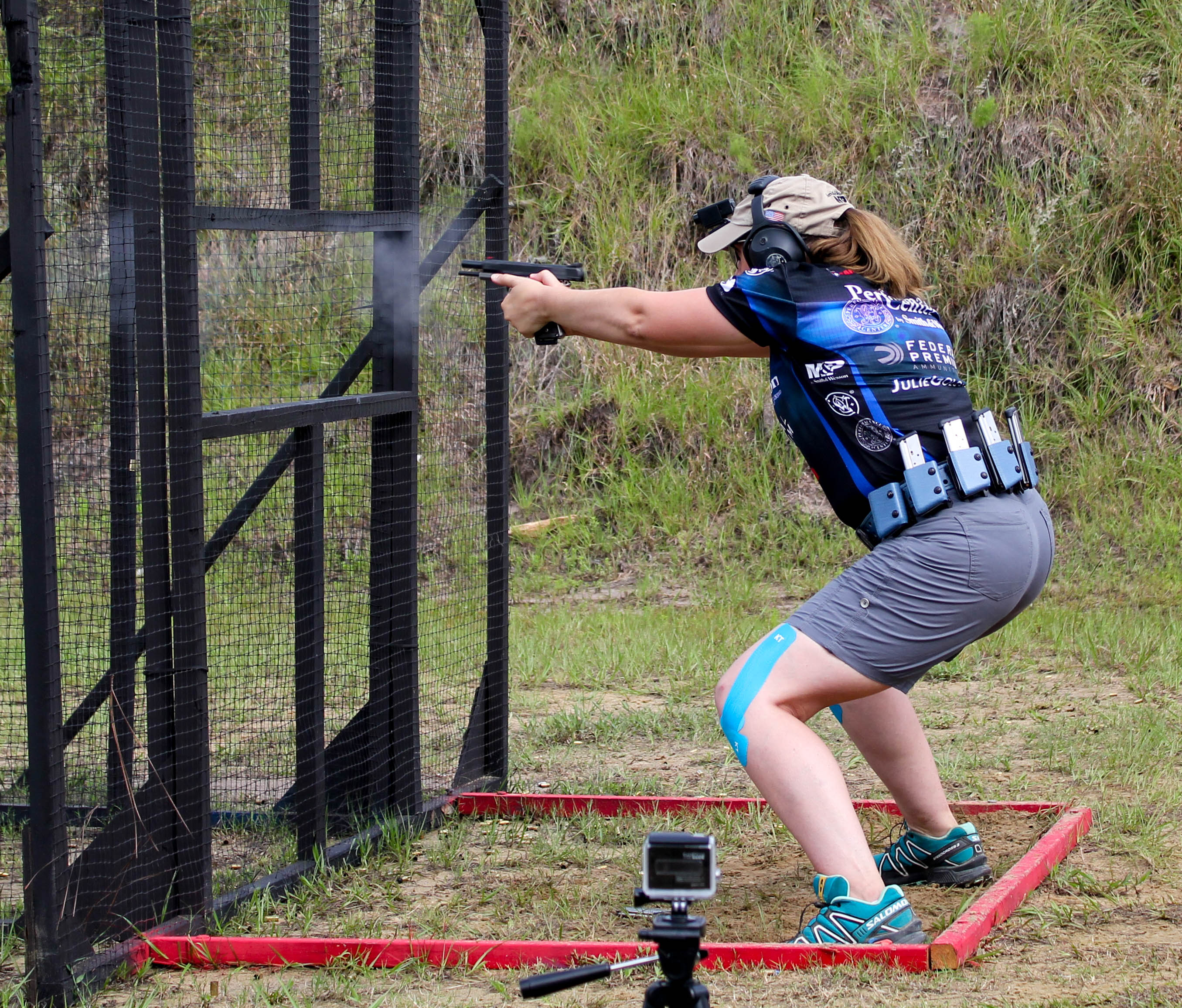 Julie Golob Awarded U.S. IPSC Ladies National Title in Classic 1911 Division