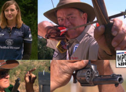 Tonight on #ImpossibleShots – Nickels, Dimes, Cards & the Impossible #video