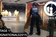 Stage 1 – S&W IDPA #BUGNationals2015 #PerformanceCenter Ported Shield #VIDEO