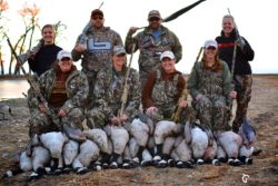 Hunting with Chad Belding's The Fowl Life & Women of Benelli #VIDEO