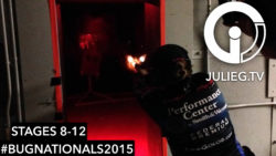 Stage 9 – 12 S&W IDPA #BUGNationals2015 #PerformanceCenter Ported M&P Shield #VIDEO