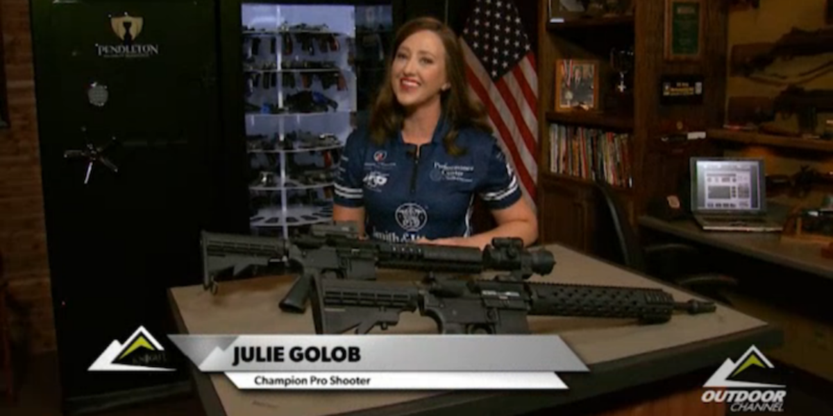 Impossible Shots - Julie Golob