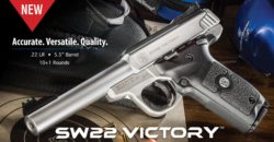 Smith & Wesson® Introduces SW22 Victory™ Target Pistol