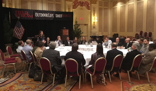 #HuntingIsConservation TRCP Talks Conservation at #SHOTShow