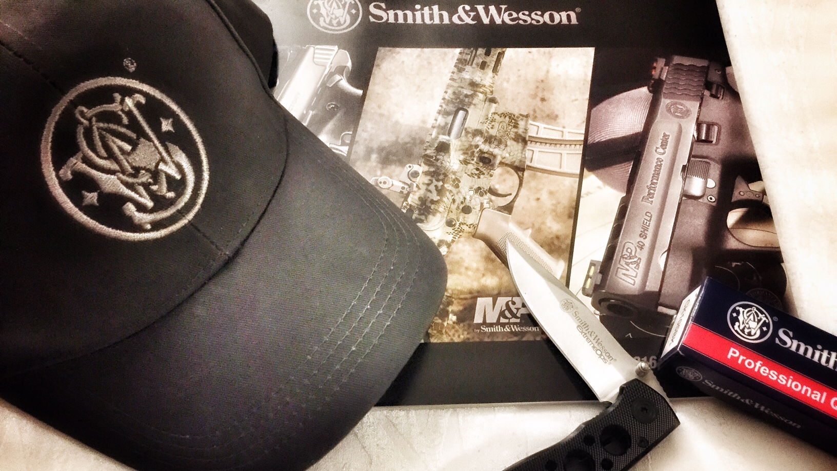 S&W IDPA Indoor Nationals Goodies Giveaway