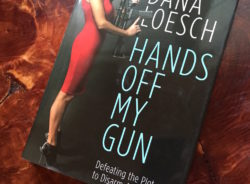 Hands Off My Gun Giveaway – Women's History Month #2ASisterhood