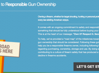 Project ChildSafe's Road to Responsible Gun Ownership