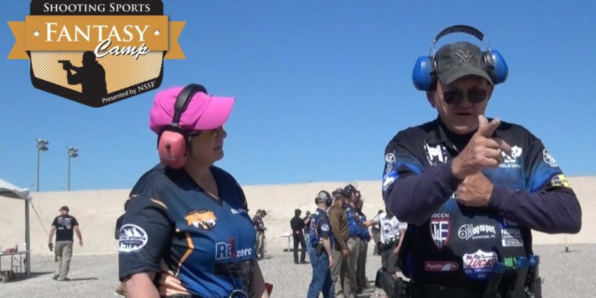 NSSF Shooting Sports Fantasy Camp