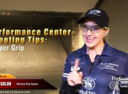 Get A Proper Grip – Smith & Wesson Performance Center Shooting Tip