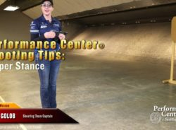 Use Proper Stance – Smith & Wesson Performance Center Shooting Tip
