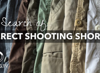 I'm on a quest for the perfect shooting short | JulieG.TV #sssveda #veda